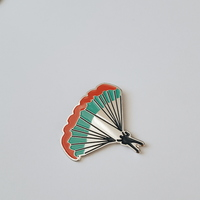 Значок Парашютист - Skydiver